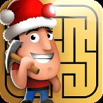 Diggy's Adventure: Escape this 2D Mine Maze Puzzle 1.3.216