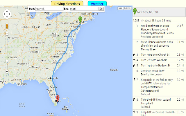 Driving directions with weather information on weather phone, weather rates, weather activities,