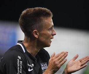 """Nils Schouterden :  """"Pas agréable à regarder pour les supporters"""""""