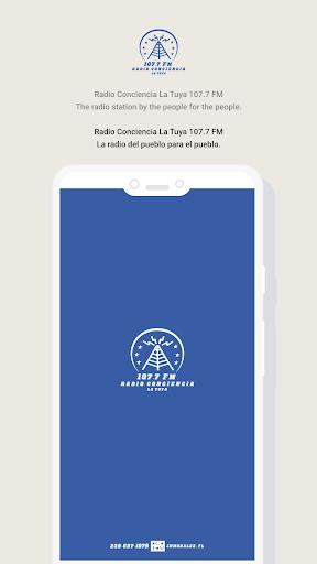 Radio Conciencia screenshot 1