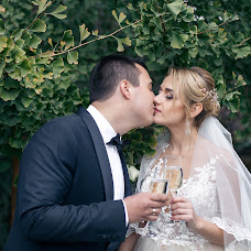 Wedding photographer Kristina Lomachevskaya (foxshotstudio). Photo of 16.02.2018