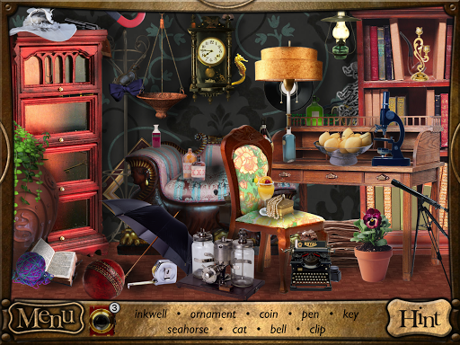 Sherlock Holmes : Hidden Object Detective Games screenshots 17