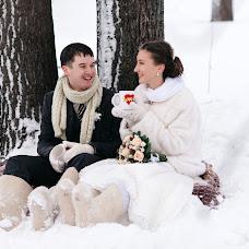 Wedding photographer Ilya Moskvin (IlyaMoskvin). Photo of 17.01.2015
