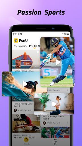 FunU- Indian Short Video App, Best Videos for You 1.0.28 screenshots 5