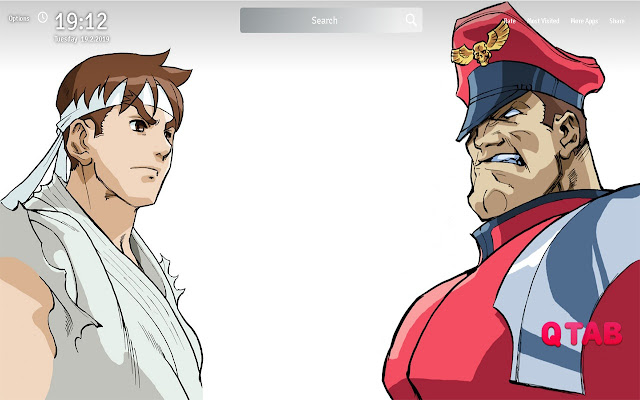 Street Fighter Alpha 3 Wallpapers New Tab