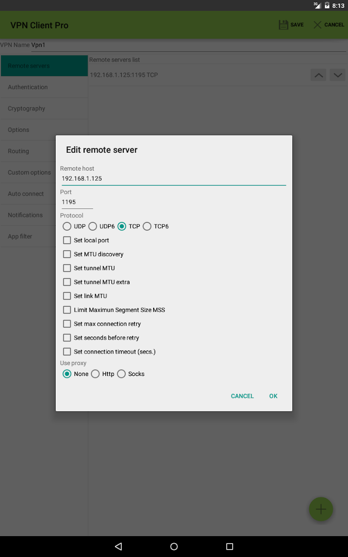 VPN Client Pro v2 20 21 For Android APK Download - DLoadAPK
