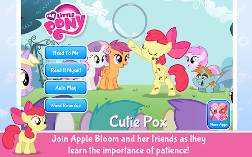 My Little Pony: Cutie Pox- screenshot thumbnail
