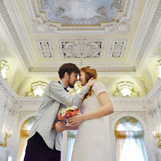 Wedding photographer Anna Bernackaya (annabernatskaya). Photo of 11.05.2016
