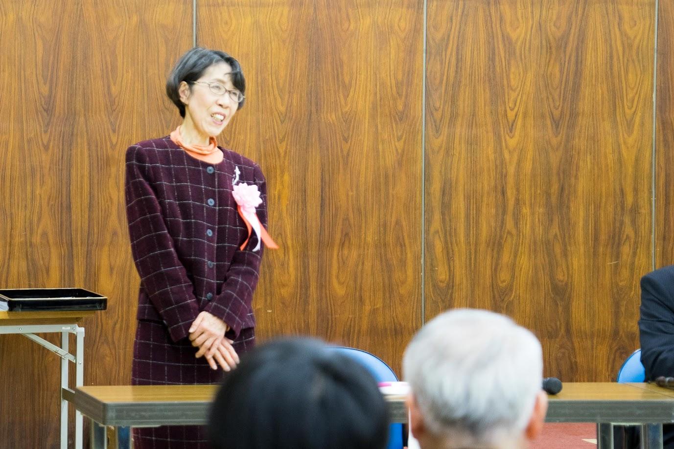 NPO法人ちば農業支援ネットワーク・多田和子 理事
