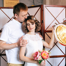 Wedding photographer Khristina Dedyukhina (Khristy). Photo of 25.02.2018