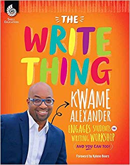 The Write Thing by Kwame Alexander