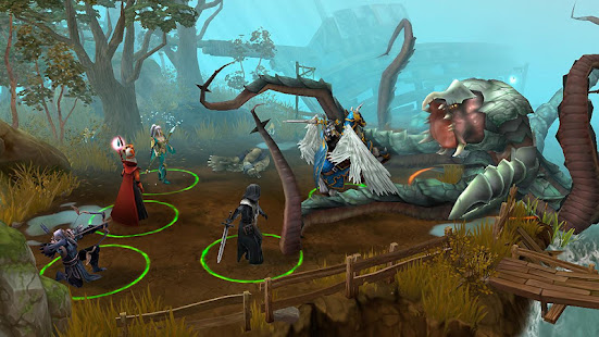 Lords of Discord Turn Based Strategy RPG apk