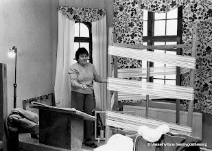 Photo: Missionshuset. Gun Britt Jansson 1986