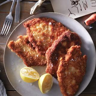 Parmesan Chicken Cutlets
