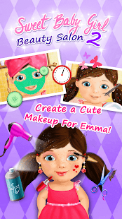 Sweet Baby Girl Beauty Salon 2- screenshot thumbnail