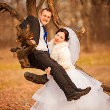 Wedding photographer Evgeniya Kalinina (Vikfm). Photo of 22.11.2014
