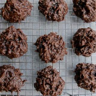 Double Chocolate Coconut Macaroons.