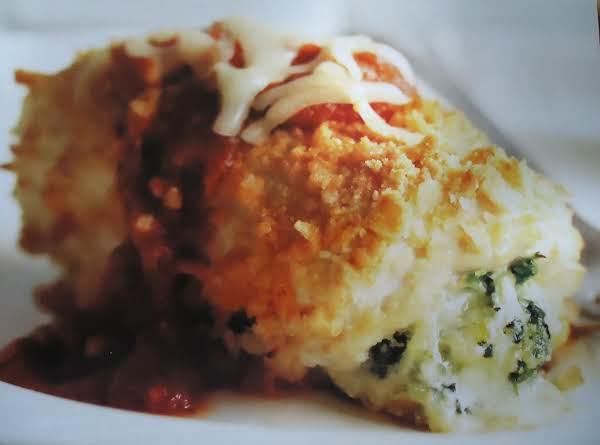 Norma's Parmesan Chicken Bundles Recipe