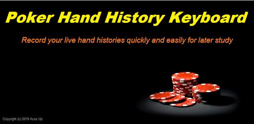 poker hands history database