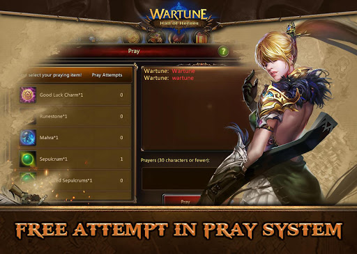 Wartune: Hall of Heroes 7.3.1 screenshots 15