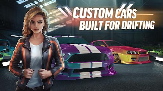 Drift Max Pro - Car Drifting Game Screenshot
