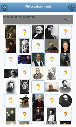 Philosophers - quiz