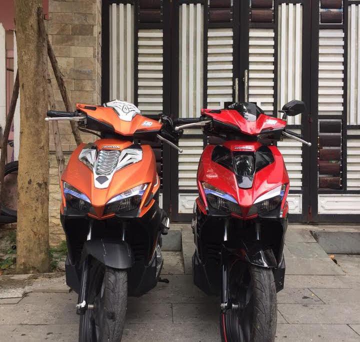 Nên sử dụng dịch vụ thuê xe máy Đà Nẵng ở đâu?