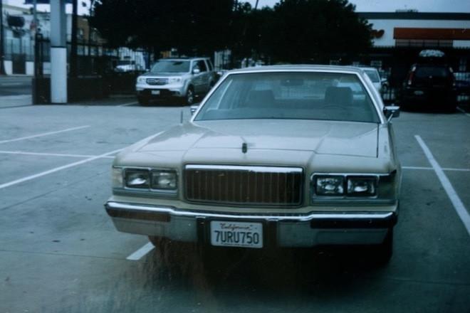 1989 Ford Mercury Grand Marquis Hire CA