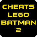 Cheats for Lego Batman 2 DC icon