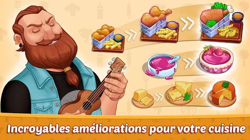 Code Triche Crazy Restaurant Chef - Jeux de Cuisine 2020 APK MOD screenshots 4