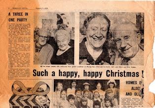 Photo: KINGSTON BOROUGH NEWS January 3, 1976 (3/4) キングストン・ボロー・ニューズ