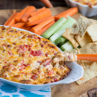 Baked Pimiento Cheese Dip Recipe