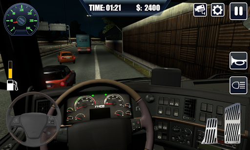 Heavy Cargo Truck Driver 3D 1.13 screenshots 2