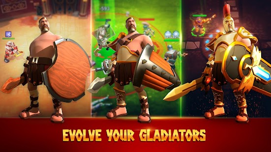 Gladiator Heroes: Clan War Games- screenshot thumbnail