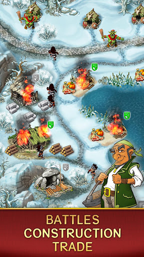 Kingdom Chronicles. Free Strategy Game cheat screenshots 2