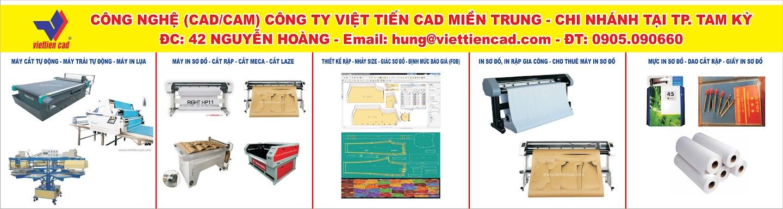 Chi Nhánh Việt Tiến CAD Khu Vực Miền Trung Tại Tp Tam Kỳ-Quảng Nam 1