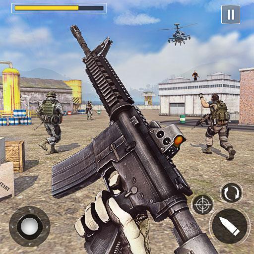 FPS karşılaşma 2020 çekimi: atış oyunları 3D