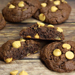 Chocolate Peanut Butter No Bake Cookies Without Butter Recipes.