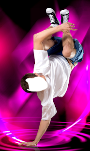 Man Dancer Photo Montage - náhled
