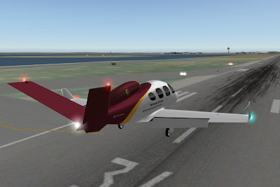 how to fly x plane