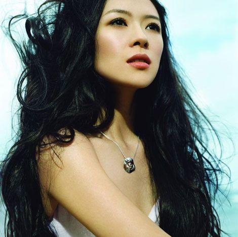 Zhang Ziyi Beautiful Girl