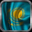 Kazakhstan Flag Live Wallpaper icon