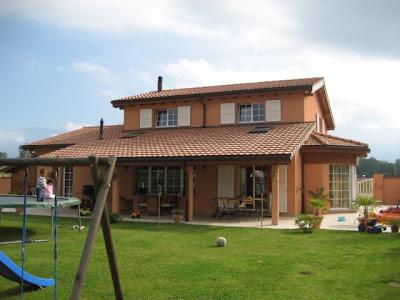 Nideal immobilier romand vente maison de 200 m2 au bouveret for Achat maison suisse romande