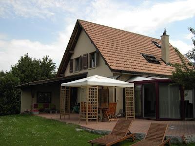 Nideal immobilier romand vente maison de 225 m2 challens for Achat maison suisse romande