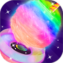 Glowing Cotton Candy Maker - Sweet Shop! icon