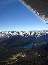 Photo: Stanley Lake and Sawtooth Range Near Stanley Idaho