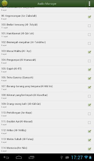 Al'Quran Bahasa Indonesia screenshot 12