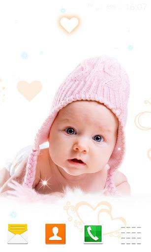 かわいい赤ちゃんライブ壁紙