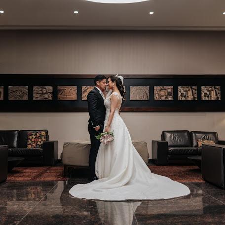 Wedding photographer Jonatthan homero Campos tauma (thauma). Photo of 08.03.2018