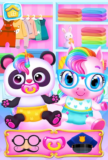 My Baby Unicorn - Magical Unicorn Pet Care Games Apk 2
